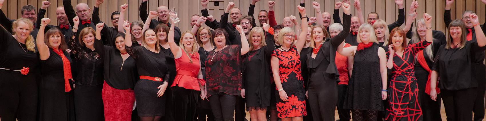 Applications to the Hallé Corporate Choir Competition 2018