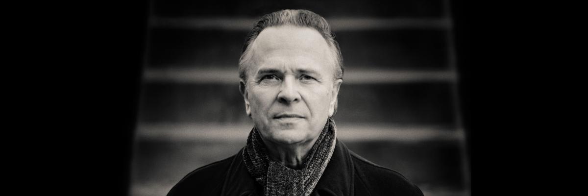 Sir Mark Elder, CBE  Photographed in London 26 January 2015 at Loft Studios.  Commissioned by Ingpen & Williams.  Images licensed to Sir Mark Elder for publicity use (including by Halle Orchestra)